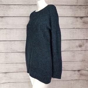 Topshop Back zipper Sweater Pullover Long sleeve 2